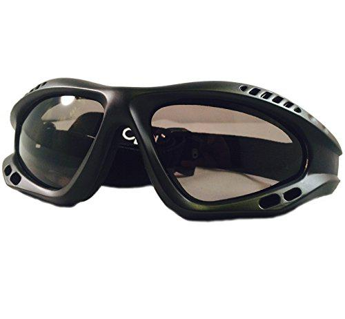 ZX1 By Cycle Clear Motorcycle Goggles For Men Windproof For Tear Free Ride