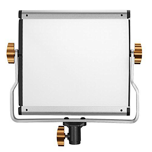 Neewer Dimmable Bi-Color LED with U Bracket Professional Video Light for Studio Durable Metal Frame YouTube Outdoor Video Photography Lighting Kit CRI 96+ 480 LED Beads 3200-5600K