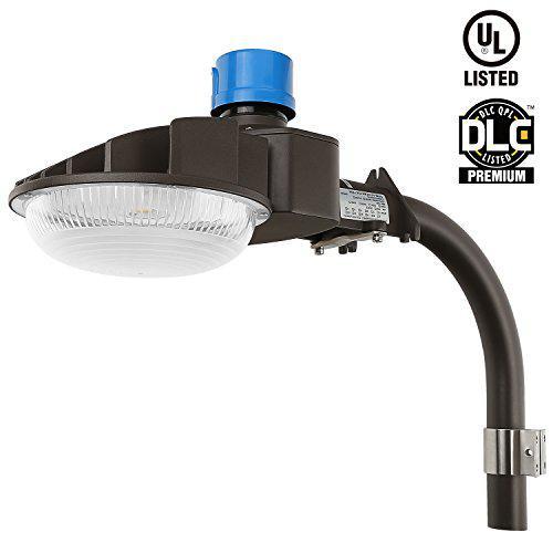 40W DUSK TO DAWN LED BARN LIGHT ETL DLC FARM GARAGE OUTDOOR SECURITY WALL