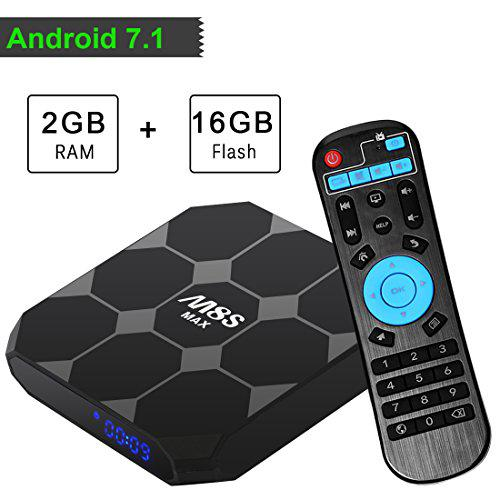 2018 Leelbox Q3 4K Android 7 1 TV Box 64Bit S912 Octa-core CPU 2GB Ram+16GB  Rom 1000M lan Supporting 4K (60Hz) Full HD/ H 265 /2 4G+5G Dual-Band